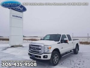 2015 Ford F-350 Super Duty Platinum  Black Friday Sales Event on