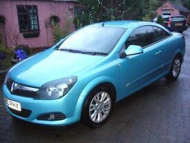 Vauxhall/Opel Astra 1.8 2011MY Twin Top Sport
