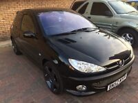 Peugeot 206 gti 140sp QUICK SALE NEEDED !!! Closest to £500 takes it