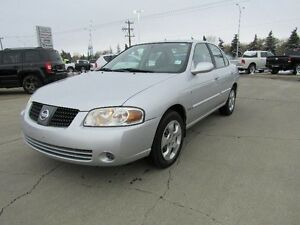 2006 Nissan Sentra 1.8Low Mileage