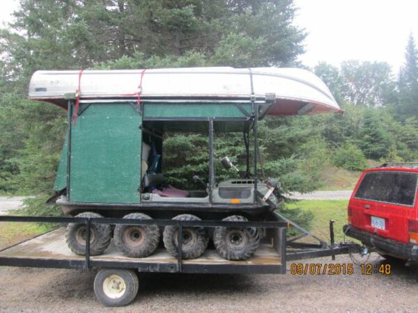 Used 1998 Argo conquest 8x8