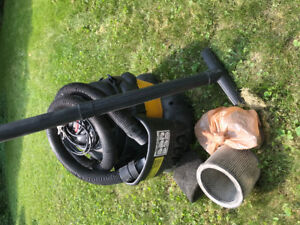 Shop-Vac wet and dry vacuum