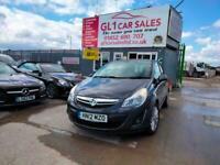 2012 Vauxhall Corsa SE HATCHBACK Petrol Manual