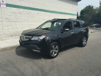 2008 Acura MDX ELITE, TECH PACKAGE SUV, Crossover