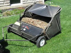 Lawn sweeper Kawartha Lakes Peterborough Area image 1