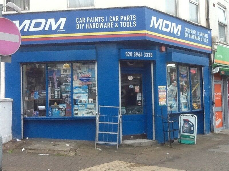 Mdm specialist car paints and hardware store
