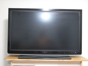 "55"" Olevia 1080HD LCD TV with remote"