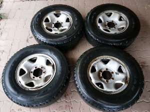 245 75 r16 rims and tires in salmon arm