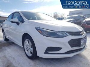 2017 Chevrolet Cruze LT  HEATED SEATS - REAR CAMERA - TOUCH SCRE
