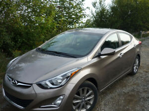 2014 Hyundai Elantra GLS Sedan New Price