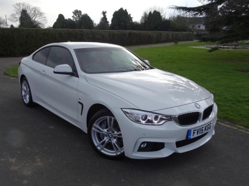 bmw 4 series 435d m sport xdrive coupe 2015 15 in ilford london gumtree. Black Bedroom Furniture Sets. Home Design Ideas