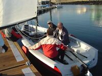 Laser stratos sail no 626