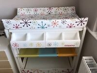 Cossato baby changing table