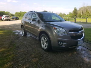 2011 Chevy Equinox LTZ