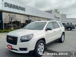 2015 GMC Acadia SLE-2   AWD, Heated Seats, Sunroof