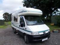 Auto Sleeper Executive 2 berth Motrohome, end kitchen for sale