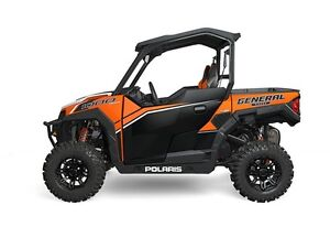 2016 Polaris General 1000 EPS Deluxe Orange Burst Prince George British Columbia image 3