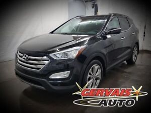 Hyundai Santa Fe SPORT Limited 2.0T AWD GPS Toit Panoramique PNE