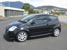 06 Citroen C2 VTS - A lot of features for little money Launceston Launceston Area Preview