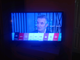 """43"""" LG SMART TV (BLUE TINT) SPARES AND REPAIRS"""