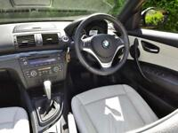 2012 BMW 1 SERIES 120D EXCLUSIVE EDITION Automatic Convertible