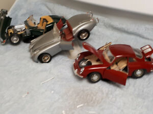 Diecast Collectible cars 1;18 scale