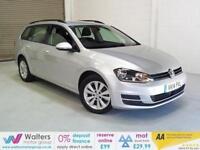 2014 (14) Volkswagen Golf Se Tdi Bluemotion Technology