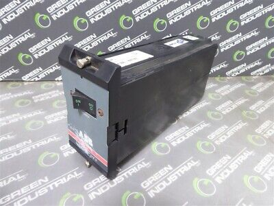 Used Abb C86-80741 Safe Flame Dfs Tuv Power Supply Assembly