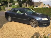 Saab 93 Aero Convertible- 2004 - New MOT & Full Service - Price Reduced