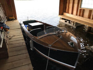1950 Port Carling Seabird for sale $11,990 OBO