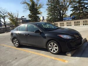 2012 Mazda 3 black remote starting