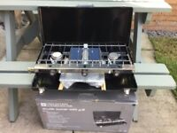 CAMPING STOVE & GRILL (new)
