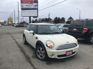 2010 MINI Classic, No Accident, Winter Tires, Certified,Warranty