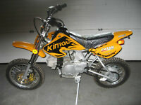 Kinroad Otter, 110cc, 4 speed, new and still in crate