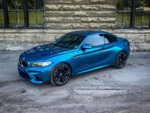 2017 BMW M2 - The best value sports car in the market!