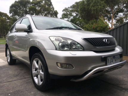 Lexus rx350 2006 Lalor Whittlesea Area Preview