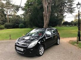 2009/59 Hyundai i20 1.4 Automatic Comfort 5 Door Hatchback Black