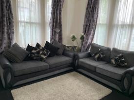 DFS sofa set