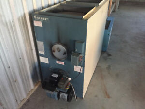 Oil furnace and central Air for sale
