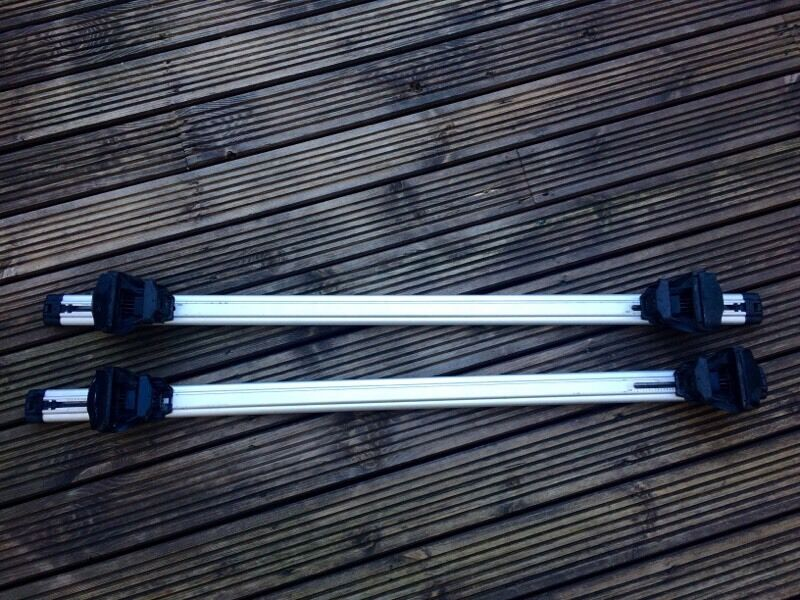 thule aero roof bars 515 0165 02 120cm thule 755 1254 footpack now 757 in blyth