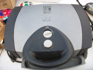 Large George Foreman Grill; $30 OBO