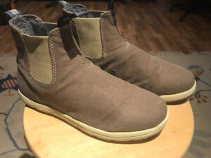 Blundstone Womens Canvas Boots