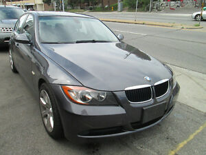 2007 BMW 323i,clean car,new tires and brakes ,economical sedan