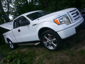 2010 ford f-150 .4×4