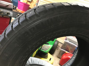 245 65 R17 Winter Tires