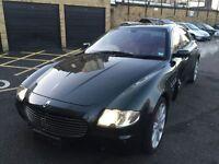 MASERATI QUATTROPORTE AB4 S-A 4.2 V8 5dr, 2005 (NOT AUDI, BMW, MERCEDES, PORSCHE)