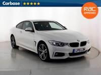 2015 BMW 4 SERIES 435d xDrive M Sport 2dr Auto