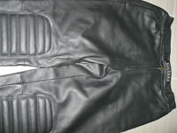 "36"" Victory motorcycle leather pants"