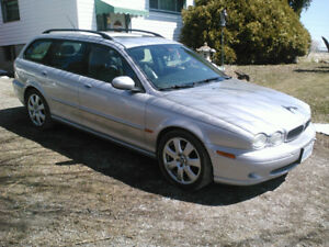 2004 Jaguar X-TYPE Sport Wagon