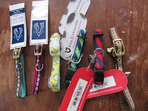 Brand new dog collars-all size extra small